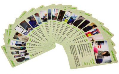 Help create new job cards game