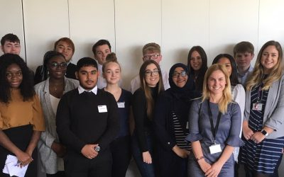 MK College students thrive in Dentons' Den