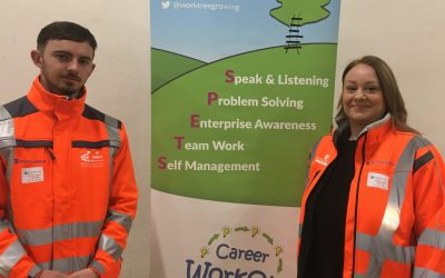 Great to answer questions about apprenticeships in construction – Suzanne Moss, Ringway