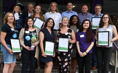 Business and Civic Leaders Celebrate Worktree Awards